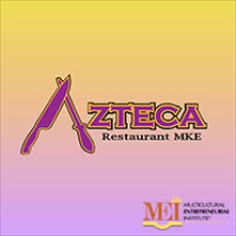 Azteca with background